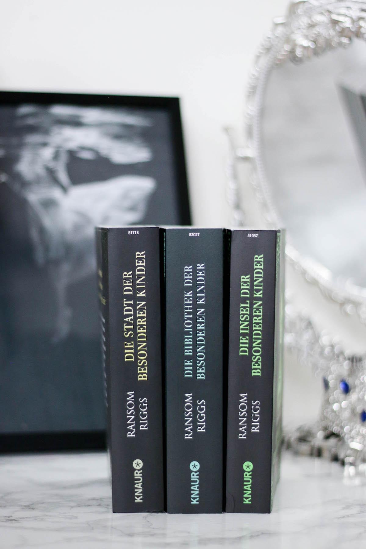 Die Insel der besonderen Kinder Trilogie von Ransom Riggs