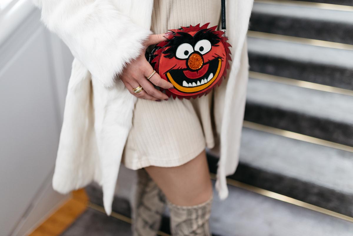 Essentiel Antwerp Muppets Mini Bag