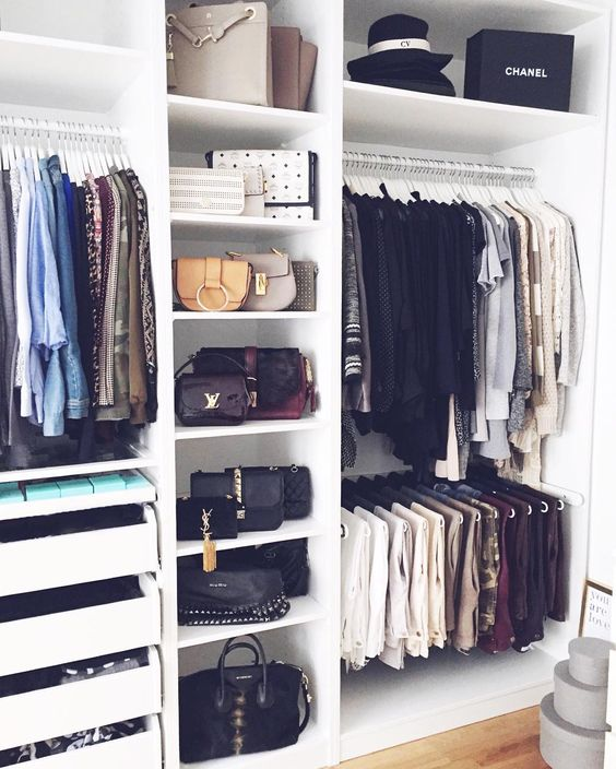 Kleiderschrank ikea  IKEA PAX Kleiderschrank kombinationen & Inspirationen - Sara Bow