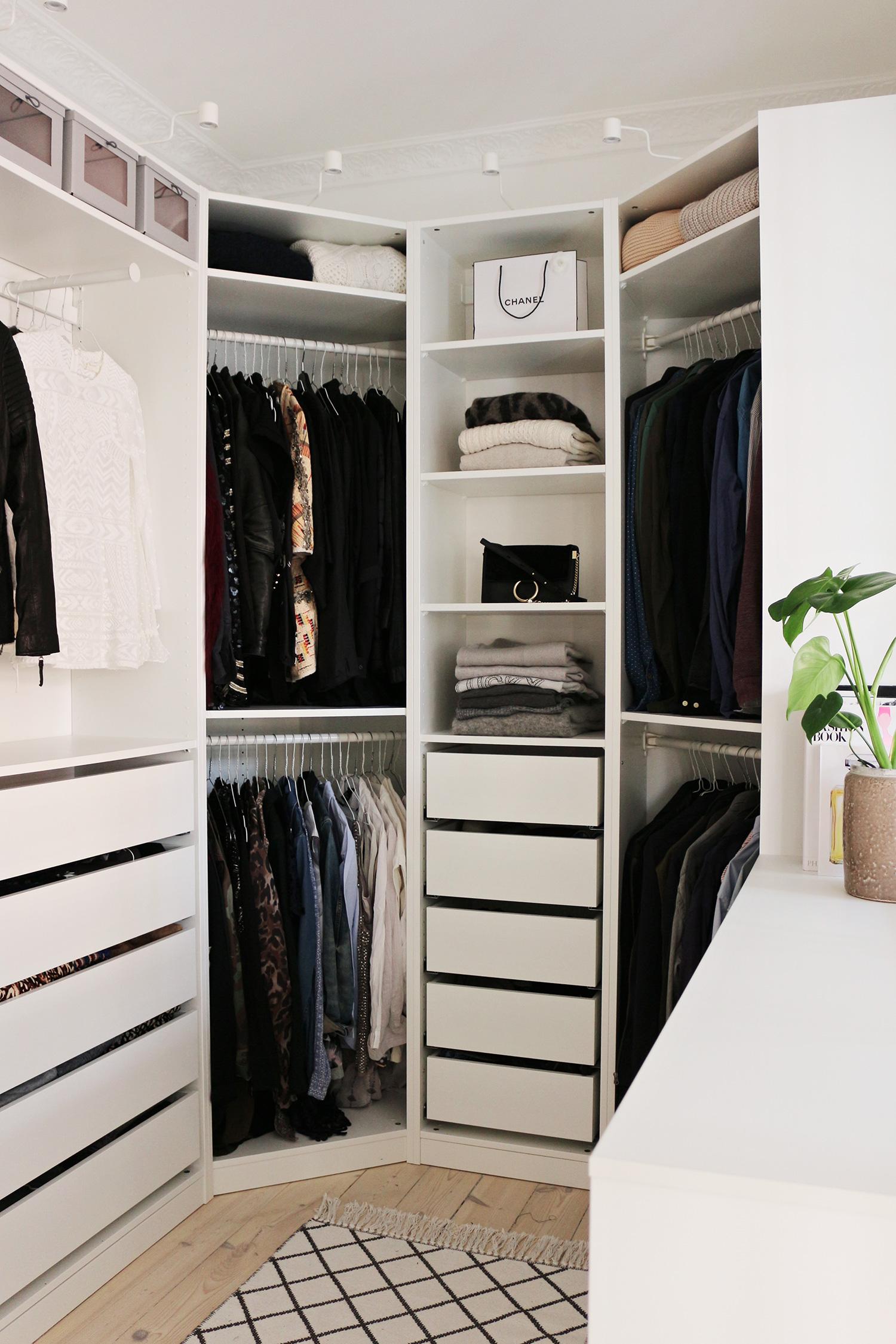 Ikea Pax Eckteil Kombination Blogger Sara Bow