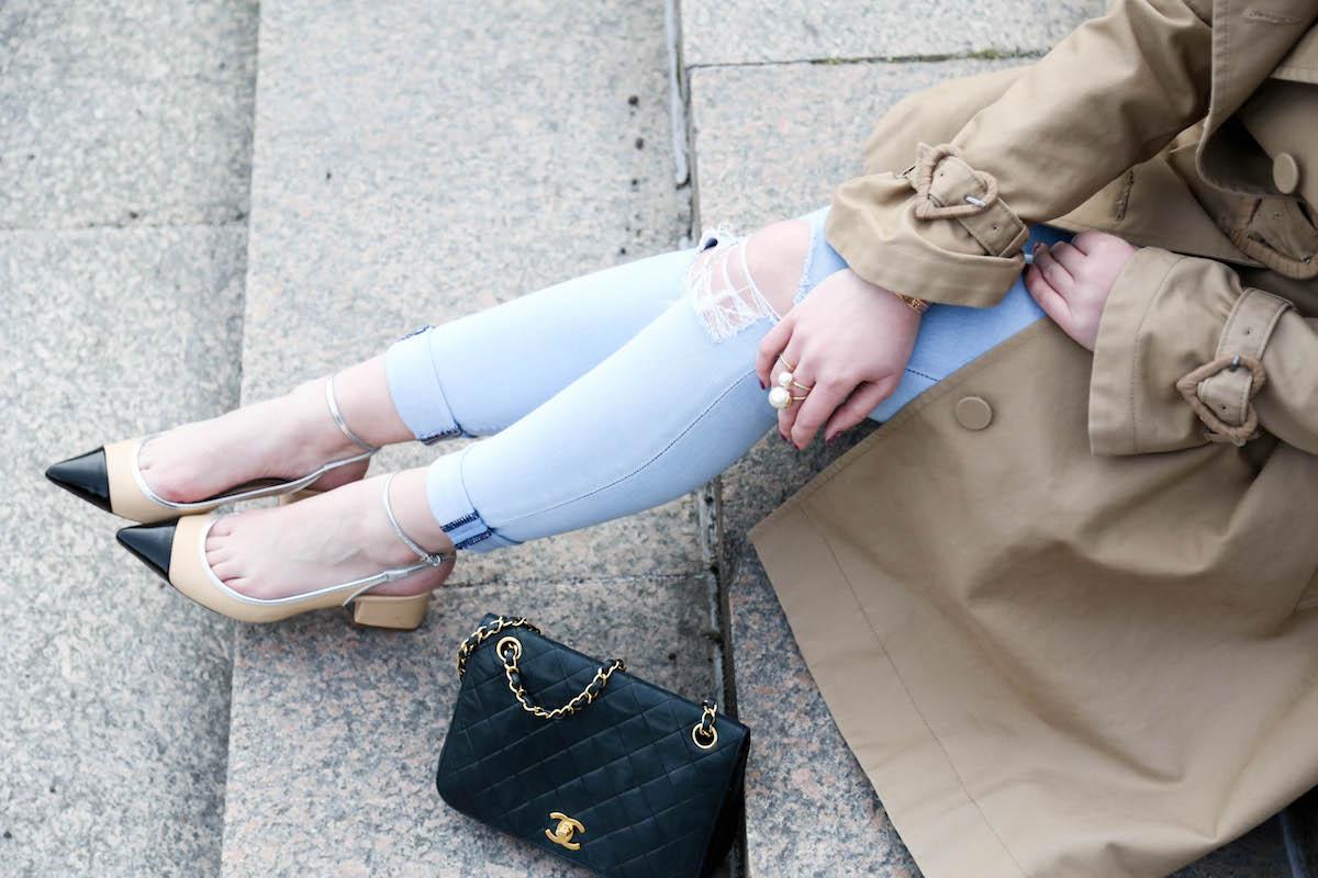 Chanel Tasche | Details Sara Bow