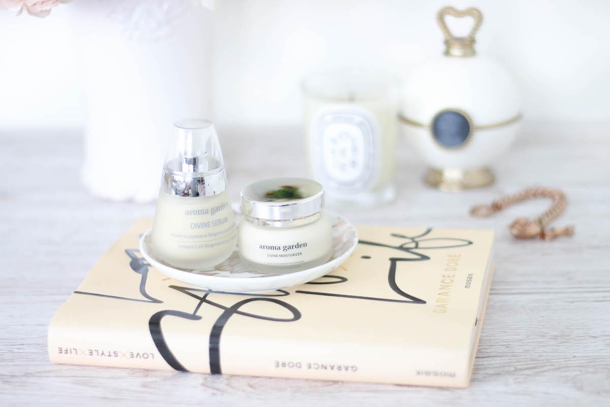 Aroma Garden Kosmetik Review | Ätherische Öle in Pflegeprodukten