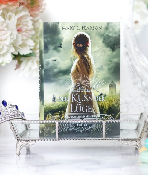 Kuss der Lüge Rezension Mary E Pearson