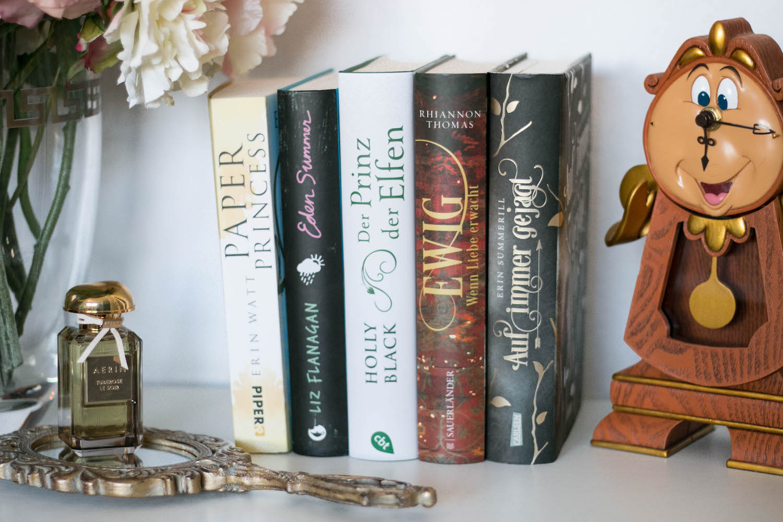 Just Read - Heute gibt es 5 Rezensionen in einer Wer auf der Suche nach Jugendbüchern mit Fantasyelementen oder einer ordentlichen Portion Liebe & Herzschmerz haben - die sind hier genau richtig!