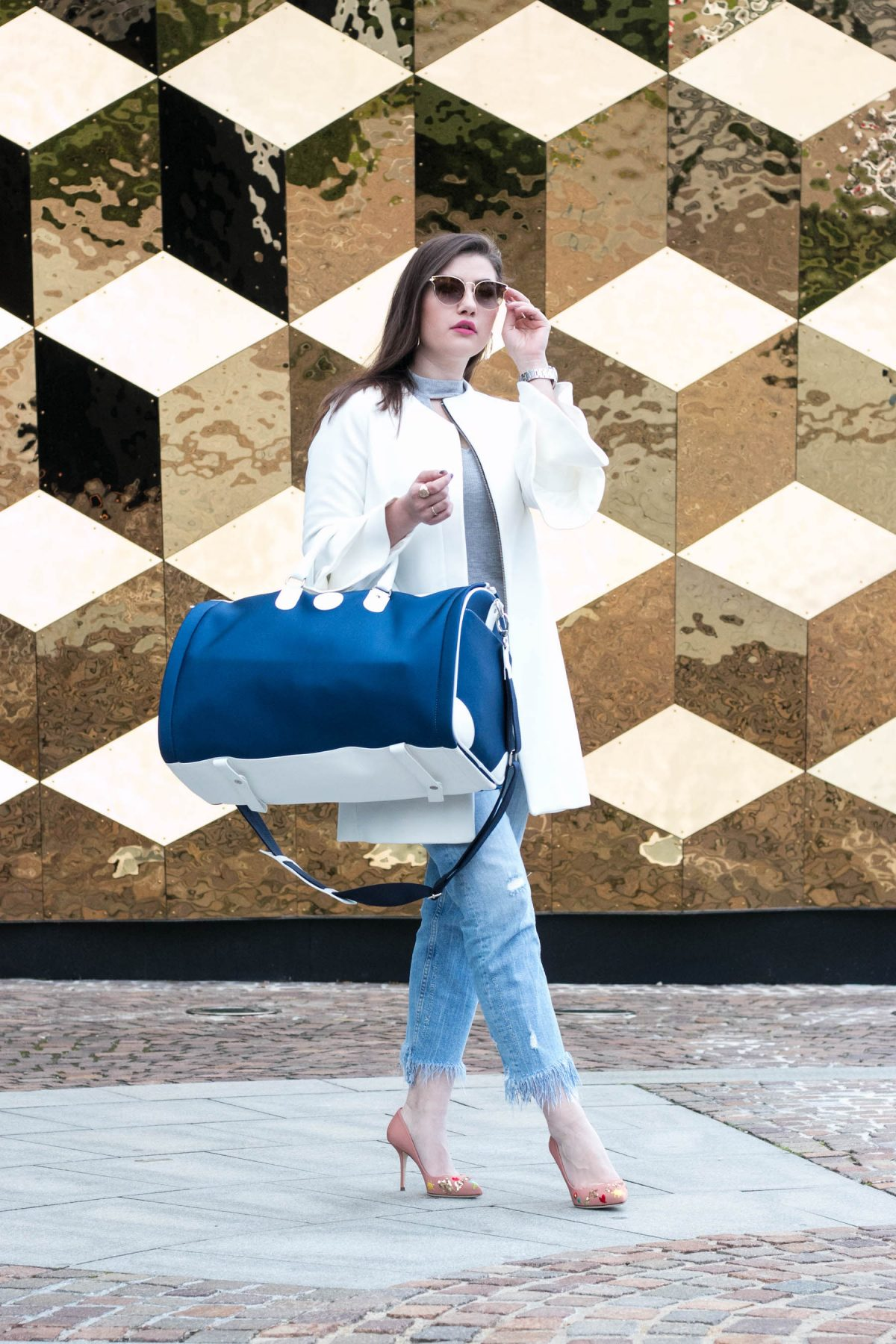 Luxus Reisetasche aus Neopren