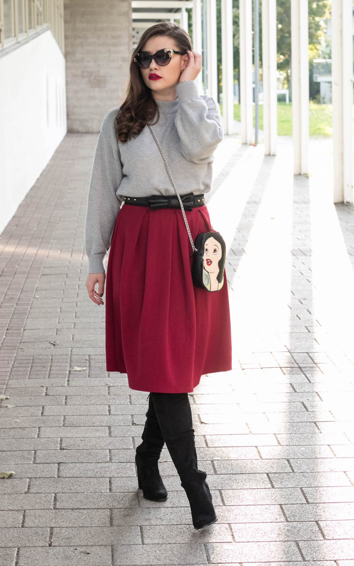 Disney Herbst Outfit
