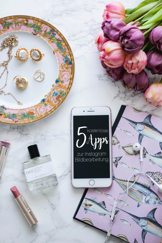Top 5 Apps zur Bildbearbeitung für Instagram