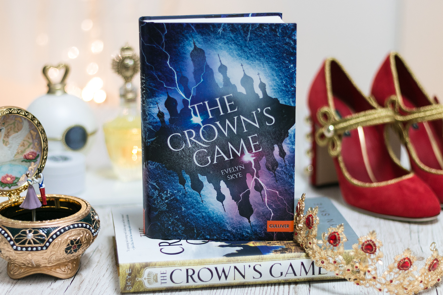 The Crowns Game | Evelyn Skye